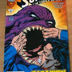 Superman in Action Comics #715 DC Comics - Reviste benzi desenate