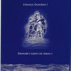 ROMANIA-2010 STEMELE DUNARII I -MAPA FILATELICA - LP 1863 c - Timbre Romania, Nestampilat