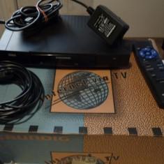 Media player center-internet pe televizor