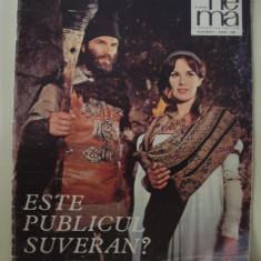 Revista CINEMA - iunie - 1968 - Revista culturale