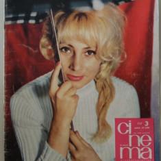 Revista CINEMA - martie -1966 - Revista culturale