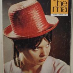 Revista CINEMA - februarie -1965 - Revista culturale