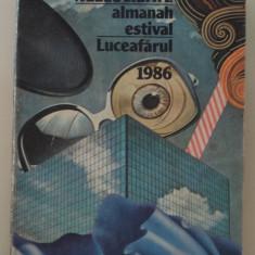 Almanah LUCEAFARUL-estival-1986