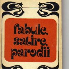 I l caragiale - fabule, satire, parodii - Carte Fabule