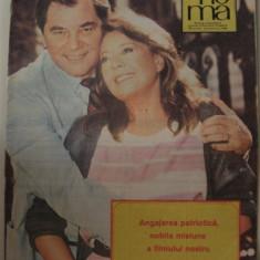 Revista CINEMA - septembrie - 1985 - Revista culturale