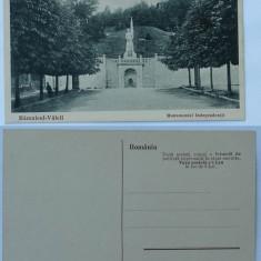 Ramnicu Valcea , Monumentul Independentii , interbelica , stare excelenta