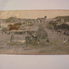 PVM - Ilustrata Cincul (Cincu) Mare (azi jud. Brasov) 1924, circulata