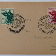 Carte postala nazista de propaganda, 1944