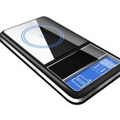 Cantar electronic de mare precizie cu ecran tactil pt bijuterii - AT 500g x 0.1g - Cantar bijuterii