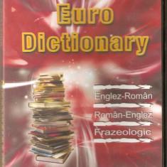 Euro Dictionary-dvd*curs audio limba engleza - Curs Limba Engleza