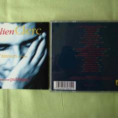 JULIEN CLERC - Amours secretes...passion publique - C D Original