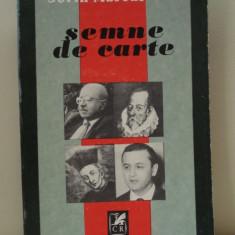 Semne de carte - Sorin Marculescu - Roman