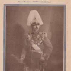 Revista Cele Trei Crisuri : Armata Romana (1931) - Fotografie veche