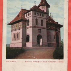 SUCEAVA BISERICA MIRAUTILOR 1916 (B)