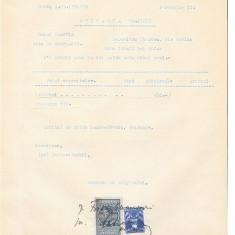 11 Document vechi fiscalizat -Braila-Chitanta-1932-Abramovici...