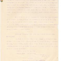 43 Document vechi fiscalizat -Tribunal jud.Falciu -1930