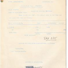 10 Document vechi fiscalizat -Braila-Chitanta-1932-Abramovici...