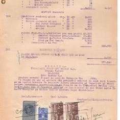 31 Document vechi fiscalizat -1939 -Braila -Proces Verbal