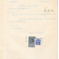 09 Document vechi fiscalizat -Braila-Chitanta-1932-Abramovici...