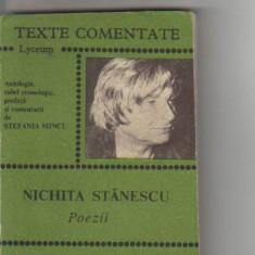 Nichita stanescu - poezii - Carte poezie