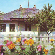 S11653 BOTOSANI Casa memoriala N.Iorga NECIRCULAT