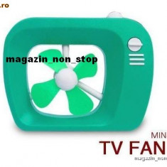 Ventilator Usb -- TV fan - USB gadgets