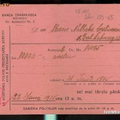 Hartie antet Banca Taraneasca Academiei 2 Buc - Hartie cu Antet