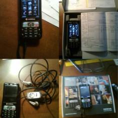 Nokia N73 music edition full impecabil + card 2 GB + casti - Telefon Nokia