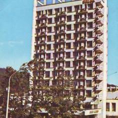 S11813 CAMPULUNG MOLDOVENESC Hotel Zimbru CIRCULAT