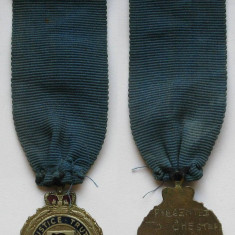 Medalie masonica engleza
