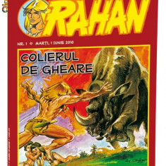 Rahan #1 - Reviste benzi desenate