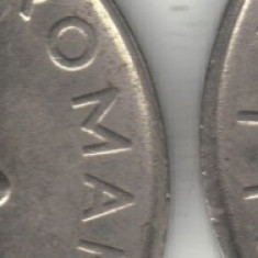 Bnk mnd romania 100 lei 1944 cu si fara cuta in ureche - Moneda Romania
