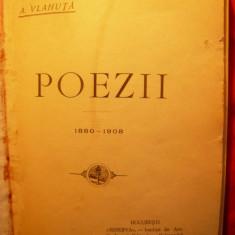 A.VLAHUTA - POEZII 1880-1908 - PRIMA ED. 1909