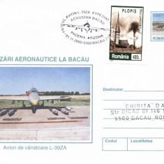 Intreg avion militar L-39, fost in dotarea aviatiei militare