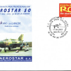 Plic avion militar MiG-21 LanceR, in dotarea aviatiei militare