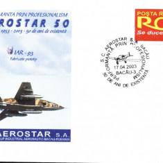 Plic avion militar IAR-93, fost in dotarea aviatiei militare
