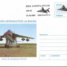 Intreg avion militar IAR-93, fost in dotarea aviatiei militare