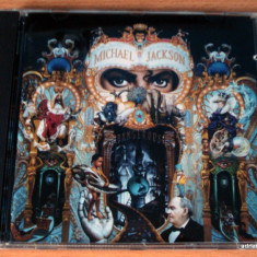 Michael Jackson - Dangerous - Muzica Pop sony music, CD