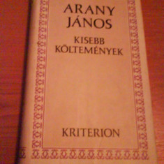 1358 Arany Janos-Kisebb Koltemenyek, 1987