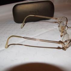 Rama ochelari titan aurit 14K