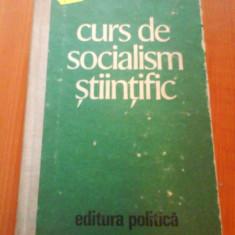 1469 M.E.I.-Curs de socialism stiitific - Curs hobby