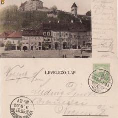Salutari din Sighisoara-1902