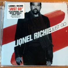 Lionel Richie - Just Go - Muzica Pop universal records