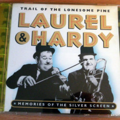 Laurel and Hardy - Trail Of The Lonesome Pine *RARITATE*