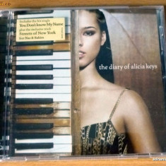 Alicia Keys - The Diary Of Alicia Keys - Muzica R&B sony music
