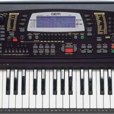 Orga (sintetizator) General music GEM WK1 arranger Keyboard