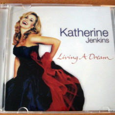 Katherine Jenkins - Living A Dream - Muzica Opera universal records
