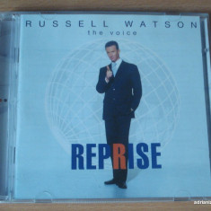 Russell Watson - Reprise, universal records