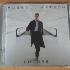 Russell Watson - Encore, universal records
