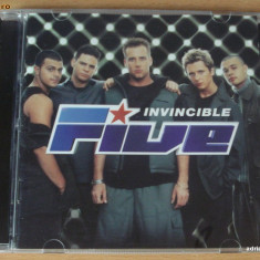 Five - Invincible - Muzica Pop sony music